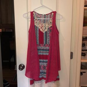 Two piece dress and jacket